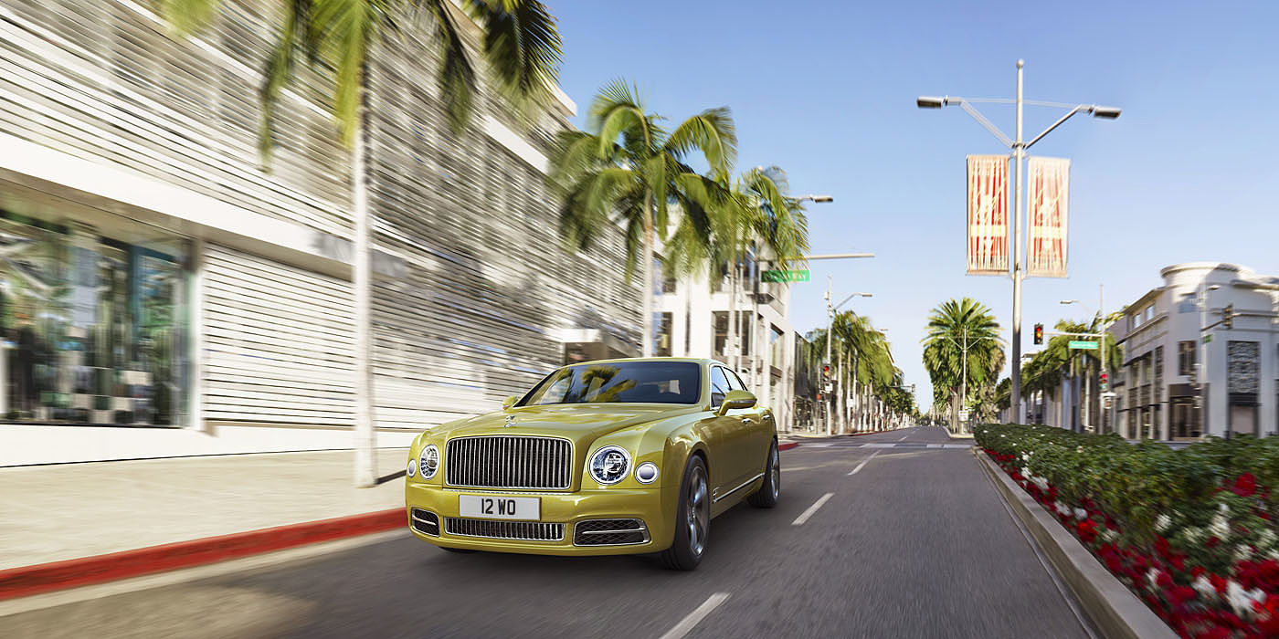 luxury car zug  Bentley Mulsanne Speed - used cars for sale - Cham-Zug